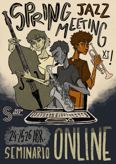 XI SPRING JAZZ MEETING  On Line